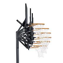 Мобильная баскетбольная стойка  LIFETIME BOSTON 90001, производство США, фото 3