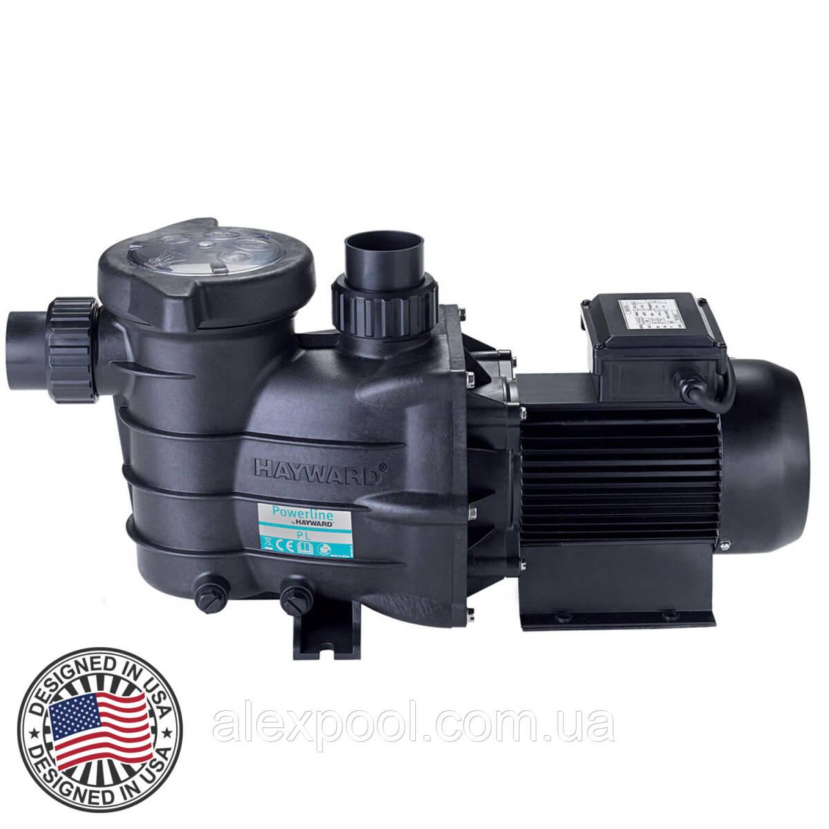 Hayward PL 81007 Насос для басейну (220В, 17.2 м3/год, 1.5 HP)