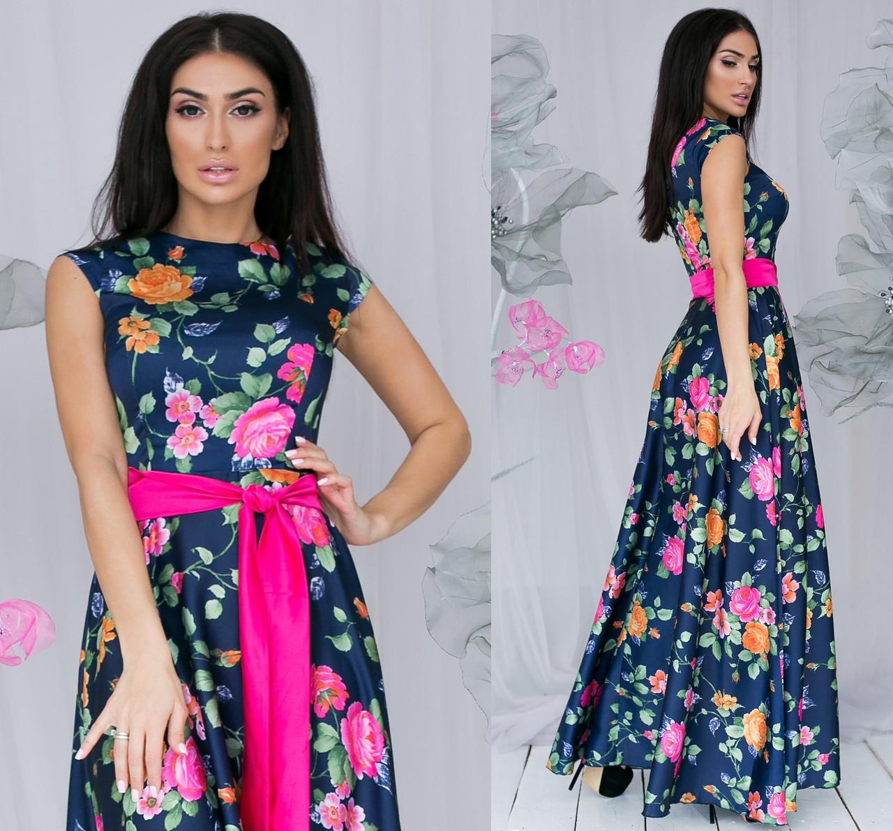 Платье AZ-0143