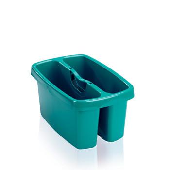 Ведро для уборки двухсекционное combi box, фото 1