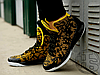 Мужские кроссовки Under Armour Curry 1 Away Black Taxi 1258723-001, фото 3