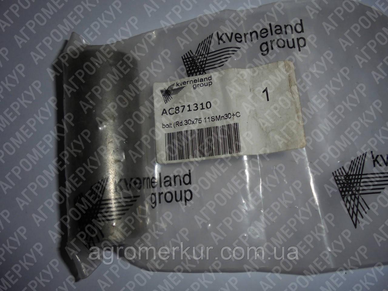 Палець (RD.30X75 V2A DIN 671) Kverneland