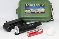Фонарик ручной аккумуляторный Ultrafire Wf-301, фото 1