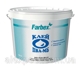 Farbex Клей ПВА-МБ універсальний, 4.8 кг