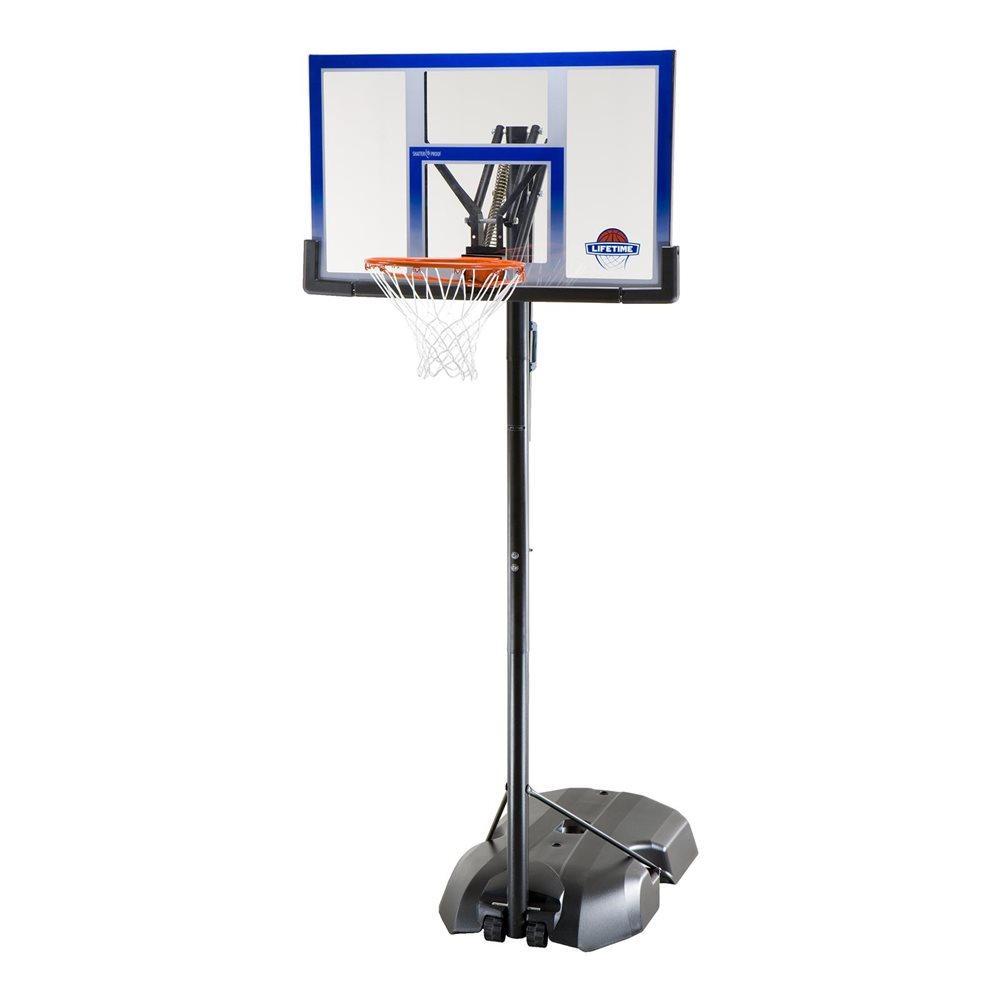 Мобильная баскетбольная стойка LIFETIME NEW YORK 90000, производство США
