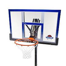 Мобильная баскетбольная стойка LIFETIME NEW YORK 90000, производство США, фото 2