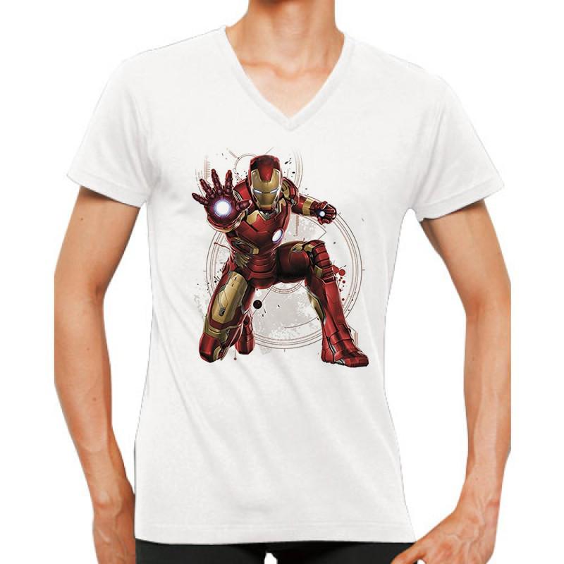 Футболка Марвел Железный человек / Marvel Мстители война бесконечности
