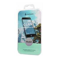 Захисне скло Apple iPhone 7 Plus/iPhone 8 Plus 3D прозоре (чорне) MakeFuture