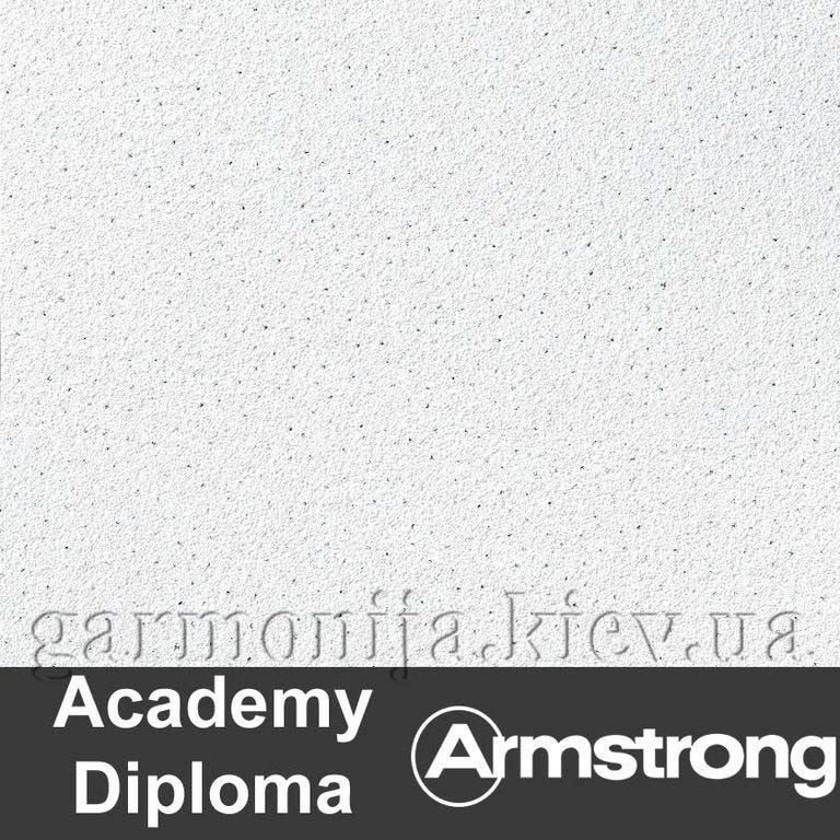 Плита Стельова Academy Diploma Board 600х600х14мм