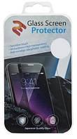Захисне скло Samsung Galaxy J730 J7 2017 Full Cover прозоре (чорне) 2E