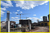 Строительство стадионов, фото 1