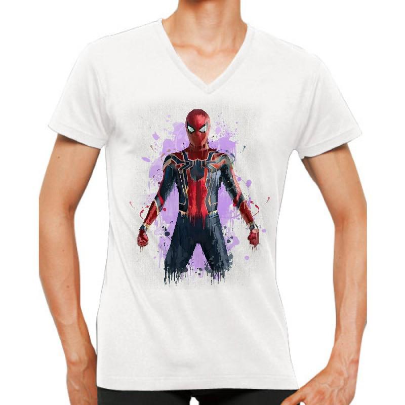 Футболка Марвел Человек паук / Marvel Мстители война бесконечности