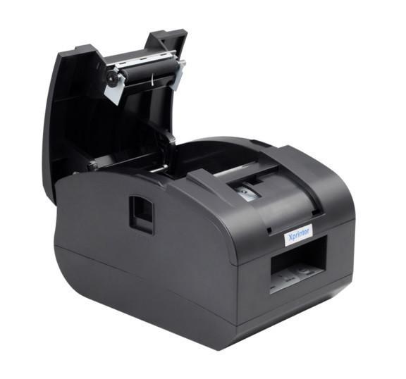 Принтер чеков с автообрезкой XP-C58N 58mm LAN 1с
