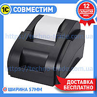 ✅ Принтер для чеков JP-5890k топ продаж usb 1с термопринтер