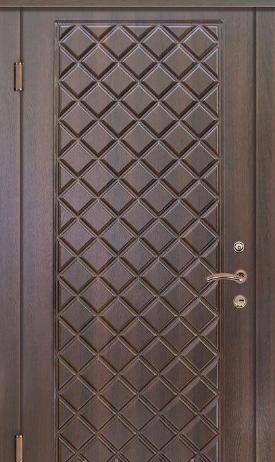 """Стальные входные двери """"Портала"""" (серия Элит) ― модель Мадрид-2"""