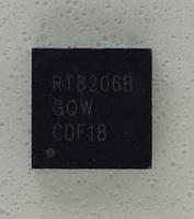 Мікросхема керування живленням Richtek RT8206BGQW для ноутбука (Original)