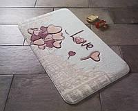 Коврик для ванной 80х140 Confetti Love City