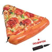 Пляжный надувной матрас Пицца - Intex 58752