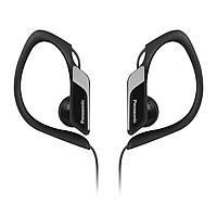 Навушники вкладиші провідні без мікрофона Panasonic RP-HS34E-K Black, фото 1