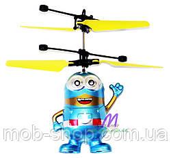 Летающий миньон HJ-388 игрушка - квадрокоптер