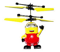 Летающий миньон HJ-388 игрушка - квадрокоптер, фото 2