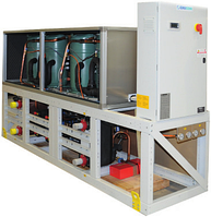 Водоохлаждаемый чиллер RWE 4182 Kc