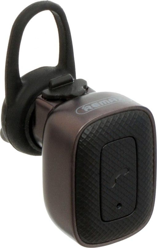 Наушники  Remax Bluetooth Headset RB-T18 Black