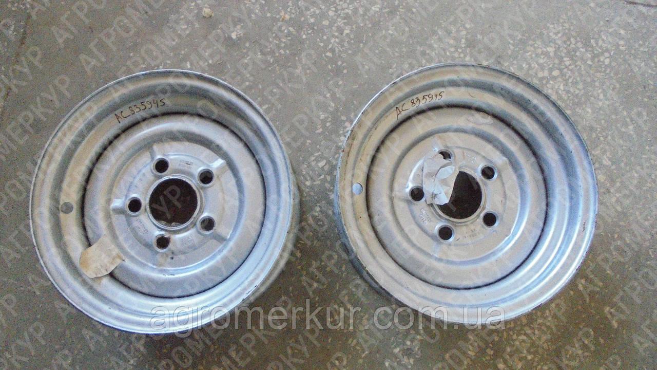 Диск колеса AC835945 опорного Kverneland