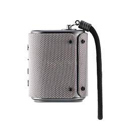 Bluetooth колонка Remax Fabric RB-M30 Grey