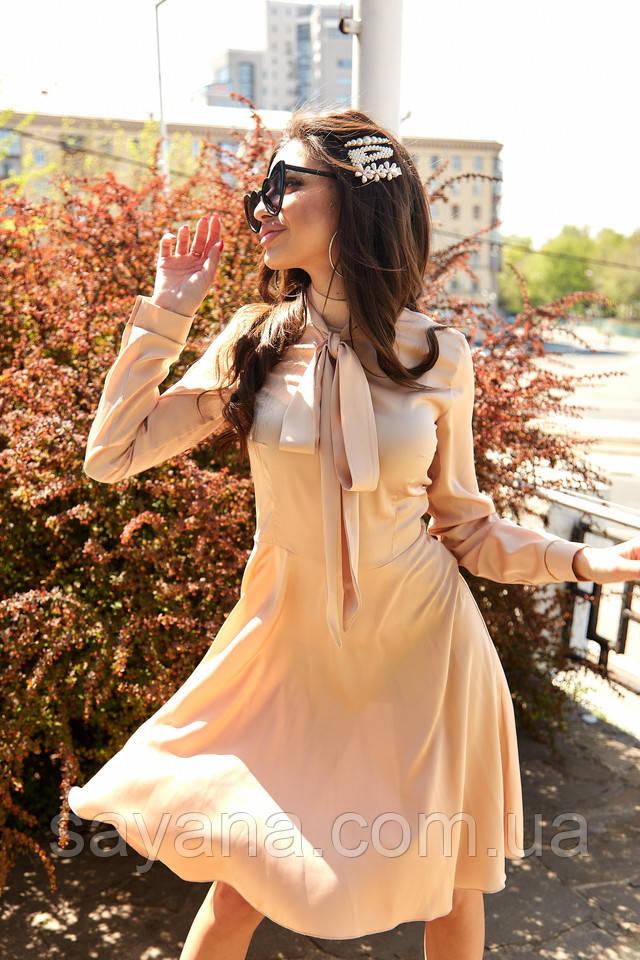женское модное платье оптом