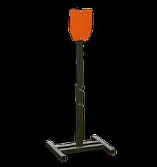 Мишень стальная Головная фигура №5а 230*300