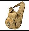 Тактическая плечевая сумка EDC L, фото 4