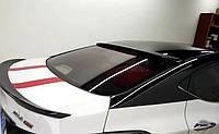 Спойлер козырек заднего стекла Hyundai Elantra 2011-2015 г.в. ABS пластик, фото 1
