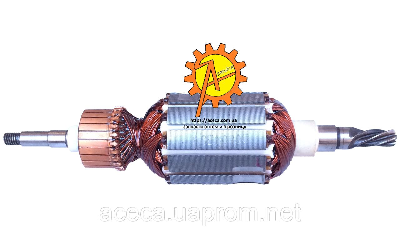 Якорь (ротор) для перфоратора Makita HR 4000C (173*41 / 5-з лево)