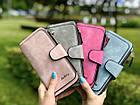 Кошелек женский Baellerry Forever, портмоне розовый (малиновый), фото 9