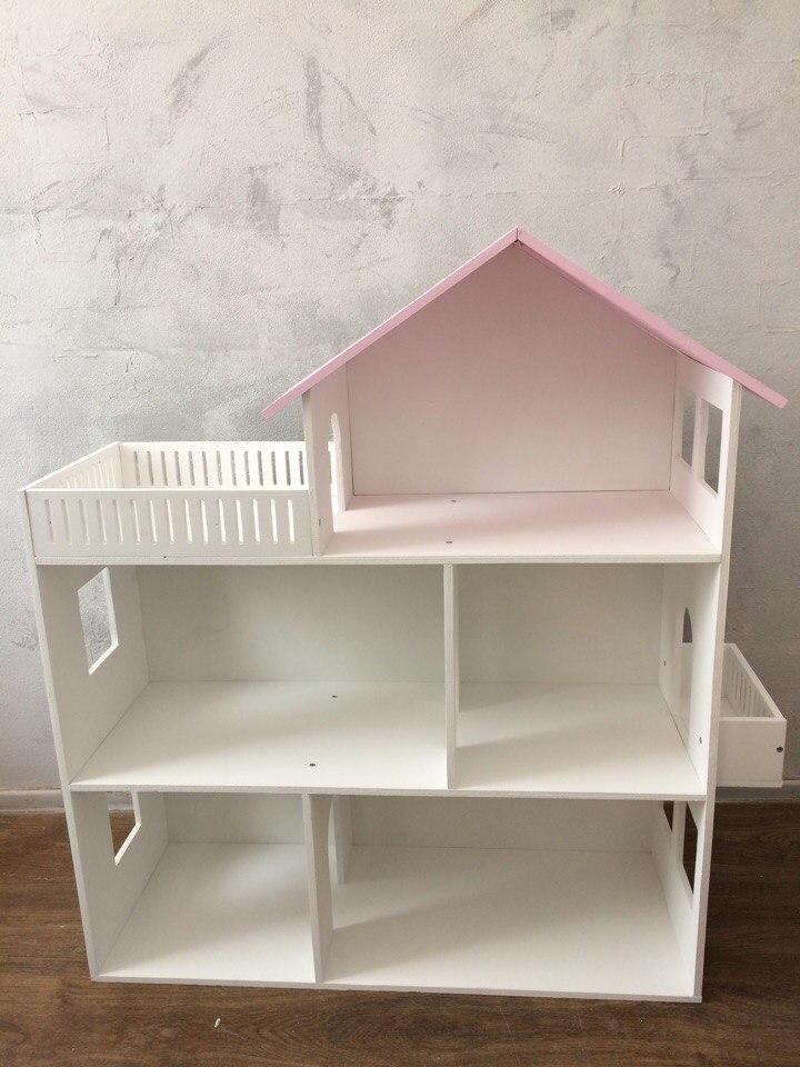 Детский игровой кукольный домик TorbaSuper, 110*90*30 см.