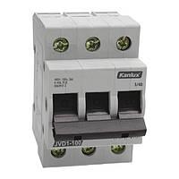 Изоляционный разъединитель JVD1-100 3/40A #03816