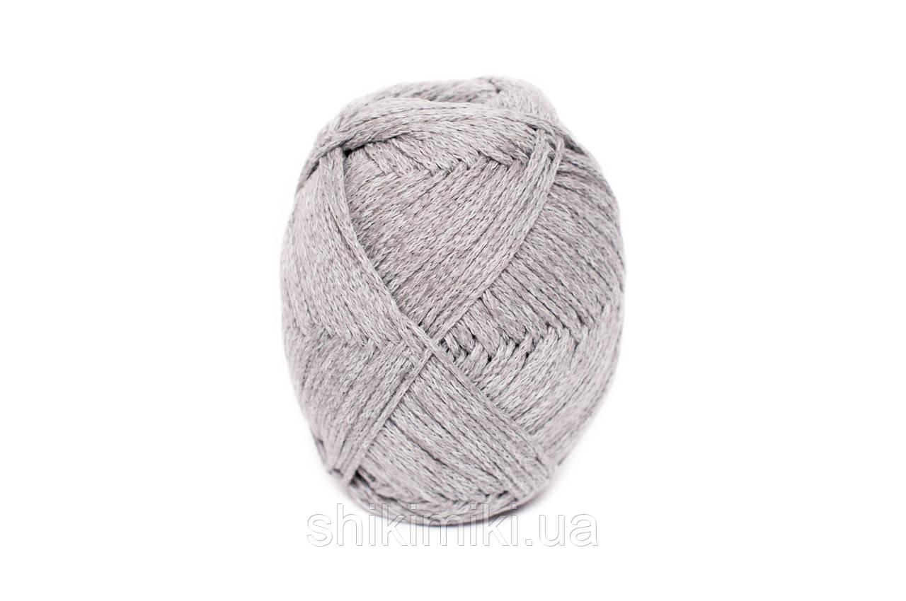 Трикотажный шнур PP Tie Dye, цвет Серебро