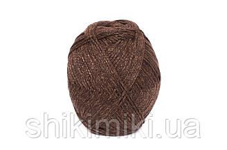 Трикотажный шнур PP Tie Dye, цвет Шоколад