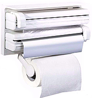 Кухонный диспенсер Triple Paper Dispenser, фото 1