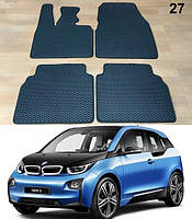 Коврики на BMW i3 '13-. Автоковрики EVA