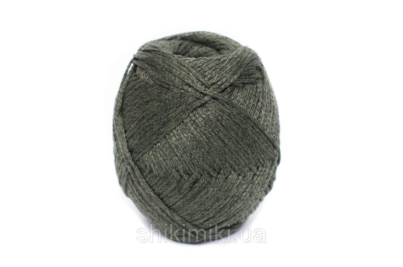 Трикотажный шнур PP Tie Dye, цвет Хаки