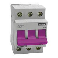 Изоляционный разъединитель JVD1-100 3/100A #03819