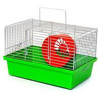 "Клетка для грызунов "" Хомяк "" (330х230х220) цинк"