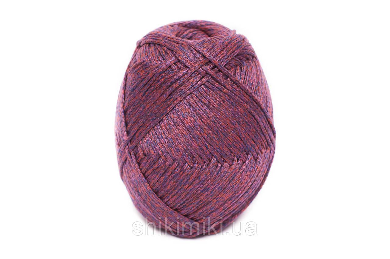 Трикотажный шнур PP Tie Dye, цвет Слива