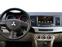 Автомагнитола штатная RoadRover Mitsubishi Lancer X (i10, Rockford)