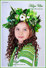 Вінок весняний (зелений), прокат у Львові