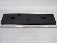 Накладка под номер ЛАНОС бампера переднего