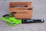 Аккумуляторный воздуходув Greenworks 24282 40V, фото 2