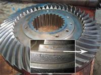 Изготовление шестерней нарезка зуба термообработка цементация косозубая прямозубая шестерня